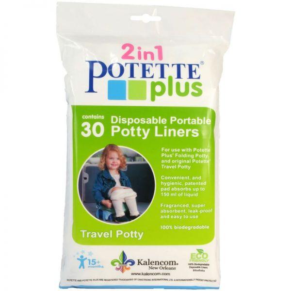 Einlegetüten für Potette Plus