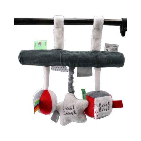 Label-Label Car seat toy