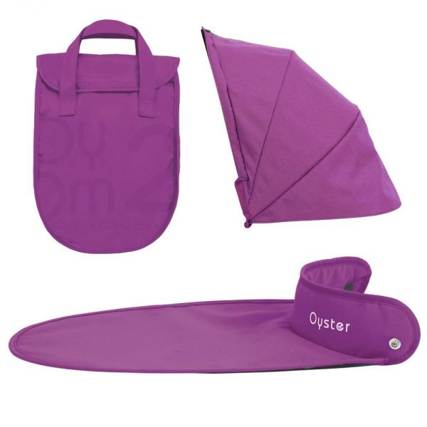 Oyster2 / Oyster Max Farbpaket f