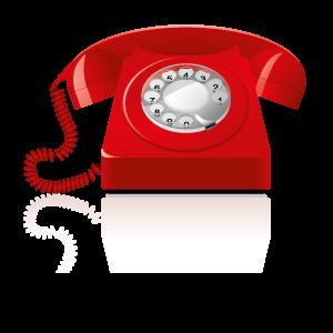 Telefon-Rot